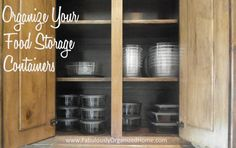 This blog has lots of organizing ideas for the home!