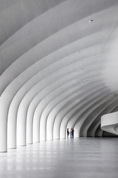 Harbin Opera House / MAD Architects © Adam Mørk