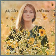 """#Wildflowers, by #Judy #Collins, reached #5 on the Billboard Pop Albums charts. It includes her hit version of Joni Mitchell's """"Both Sides Now"""" (#8 Hot 100) which won a 1968 Grammy Award for Best Folk Performance. The song become one of #JudyCollins' signature songs. Collins' recording #Albatross was used in the 1968 film adaptation of """"The Subject Was Roses"""". The song was one of three self-penned tracks that appeared on the album. #BothSidesNow #JoniMitchell #Vinyl #LP"""