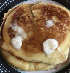 Easy Carbquik Pancakes - Cookies and Cursewords Pancakes For One, Low Carb Pancakes, Pancakes Easy, Low Carb Breakfast, Breakfast Recipes, Pumpkin Pancakes, Ketogenic Recipes, Diabetic Recipes, Low Carb Recipes