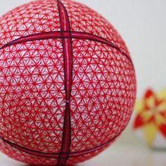 てまり【美濃麻】 #wa #和 #japaneseculture #decoration ball#てまり#手毬#手まり#日本#芸術#art#手作り#handmade #伝統#文化#手作り