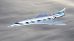 The British billionaire just inked a deal with a startup building supersonic passenger planes that can travel at Mach 2.2.