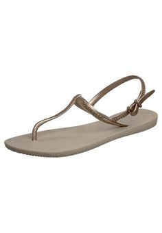 95a77aa2326ab0 Havaianas FREEDOM Pool shoes beige