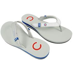 a261ba32a427 Get ready for summer with these Cubs Flip Flops!