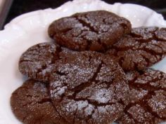 Top Secret Chocolate Cookies - I used instant coffee powder with a bit (about 1/4 cup), and added about half a cup of brown sugar to balance out bitterness. I think I ended up slicing these way to think because most were too crunchy.