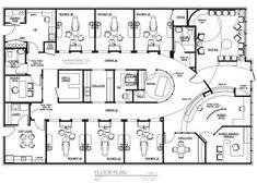 Dental Office Floor Plans