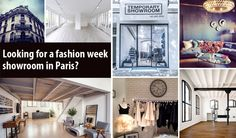 Paris showroom rental for Fashion Week Place des Vosges or Marais area, get in touch with our team we'll help!