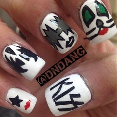 121 Best Cool And Weird Nails Images On Pinterest Nail Polish