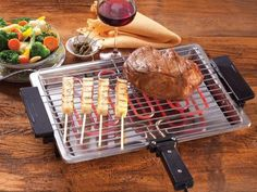 Churrasqueira Elétrica Anurb 1700W - com Gelha Removível Platinum Grill Plus com as melhores condições você encontra no Magazine Tavaresjunior. Confira!