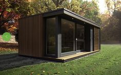 Cool pre fab shed