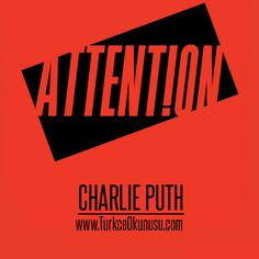 Charlie Puth, Oahu, Letters, Fonts, Letter