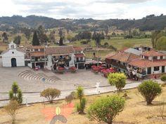 Boyacá cerca al Pantano de Vargas