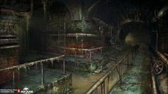 Dead Island Concept Art (SFW) by Artur Sadlos, via Behance