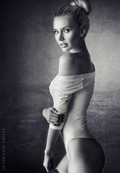 Olga by Sean Archer on 500px