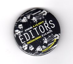 Editors Badge for Ticket Arena (2015)