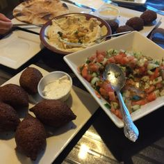 Paterson rules for middle eastern food