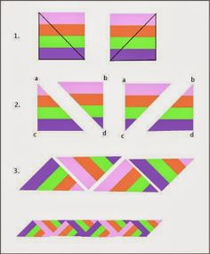 Quilt Border – a quick tutorial Ribbon Quilt Border – a quick tutorial Not crazy about the the look with 4 strips, try 3 strips.Ribbon Quilt Border – a quick tutorial Not crazy about the the look with 4 strips, try 3 strips. Jellyroll Quilts, Patchwork Quilting, Quilting Tips, Quilting Tutorials, Quilting Projects, Quilting Designs, Sewing Projects, Seminole Patchwork, Quilting Board
