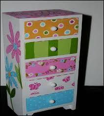 Resultado de imagen para wooden box painting ideas