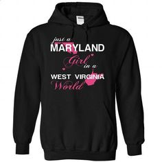 (MDJustHong001) Just A Maryland Girl In A West_Virginia - teeshirt dress #estampadas sweatshirt #wrap sweater