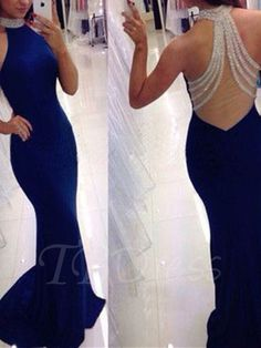 Prom Dresses For Cheap Prom Dresses Long Prom Dresses 2018 High Neck Prom Dresses Prom Dresses Blue Prom Dresses Long Backless Prom Dresses, Homecoming Dresses, Sexy Dresses, Beautiful Dresses, Evening Dresses, Formal Dresses, Dress Prom, Prom Gowns, Dresses 2016