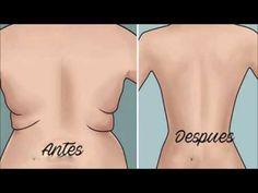 3 Métodos Sencillos Para Reducir La Cintura Y Eliminar Los Gorditos Al Lado Y Lado - YouTube
