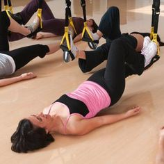 Pilates milf shows off her tight body tmb