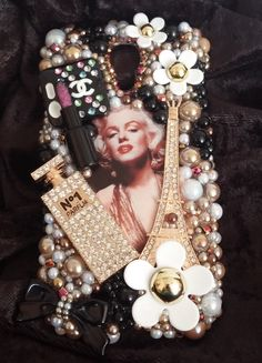 Marilyn Monroe Handmade Made to Order Cell Phone Case by 4havnfn, $32.98