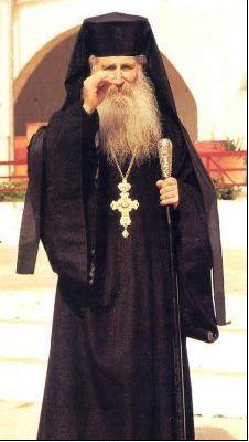 Ancien Iakovos Tsalikis