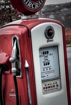 gas pump, love it