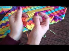 C2C Corner to Corner Crochet Blanket Tutorial - YouTube