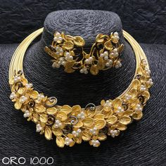 Designer necklace available at Ankh Jewels for booking msg + 91 Princess Jewelry, Royal Jewelry, Gold Jewelry, Trendy Fashion Jewelry, Stylish Jewelry, Gold Jewellery Design, Bridal Jewellery, Pakistani Jewelry, Small Necklace
