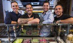 Greek entrepreneurs maxed out their credit cards and borrowed money to start a restaurant 8 years ago. Cava Mezze and its fast-casual spin-off, Cava Mezze Grill, have become a nearly $30-million-dollar-a-year enterprise with 300 employees.