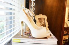 My wedding shoes! | Love, Lenore
