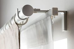 IKEA Curtain rails & rods