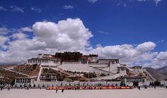 Kurztrip, um Lhasa kennenzulernen.