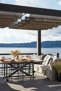 Discover amazing outdoor spaces at HGTV Dream Home 2018 and shop your favorite products from Wayfair.com.