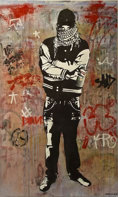 The true pioneer of street art, Blek le Rat has inspired generations of artists across the globe including such famous names as Banksy and Icy and Sot. Stencil Graffiti, Stencil Art, Graffiti Art, Urban Street Art, Urban Art, Blek Le Rat, Beaux Arts Paris, Street Art Banksy, Nemo