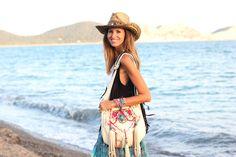 Asimetrik Silk Skirt by @freeloveibiza Thanks to @anavide @ibizarocksme & @ibizatrendy <3