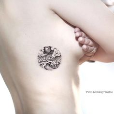 Tattoo done at Twin