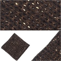 """Moonlight Brown pocket square at rockavenuebowties.com! This pocket square's amazing look and feel will surely grab the attention of everyone in the room. Brown shades provide texture while specs of Gold add a distinguished flare. Like looking at the star filled sky… just get lost in it! Get 15% off with promo code """"holidays""""!"""