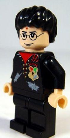 Harry Potter Lego Minifigures