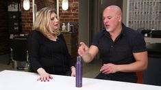 Turn Heads With The Finishing Touch! In this Product Review, Celebrity Hair Care Specialist, ROB DEBARTOLO discusses MONAT REFINISH CONTROL HAIR SPRAY. Infused with REJUVENIQE™, REFINISH is a strong yet flexible finishing spray that provides texture, volume, natural shine and long-lasting touchable support. Humidity-resistant and easy to brush through, leaving no sticky residue or build-up, even after re-spraying. For those seeking a sleek style that will stay put.