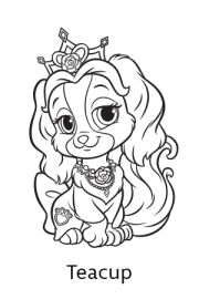 disneys princess palace pets free coloring pages and printables skgaleana