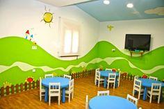 28 Mejores Imágenes De Guarderia Sala De Juegos Para Niños