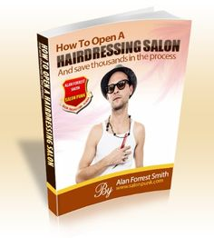 How to Open a Hairdressing Salon:Amazon:Kindle Store