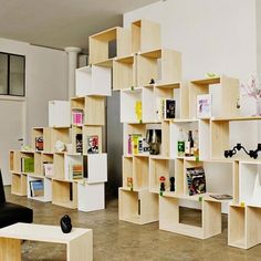 STACKED shelving system muuto -   #