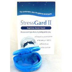 StressGard II Night Tooth Teeth Mouth Bruxism Guard TMJ,$13.34