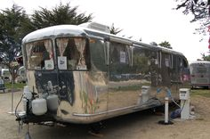 Beautifully Restored 1947 Spartan Manor Travel Trailer