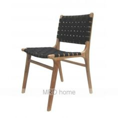 Sentosa Dining Chair - Black