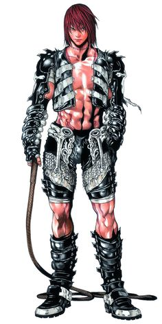 Simon Belmont - Pictures & Characters Art - Castlevania Judgment